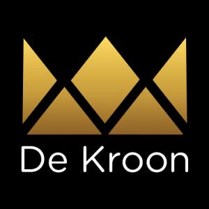Logo van coffeeshop De Kroon in Amsterdam
