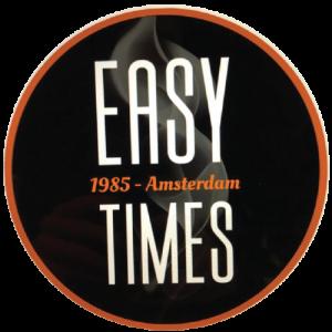 Logo van coffeeshop Easy Times in Amsterdam