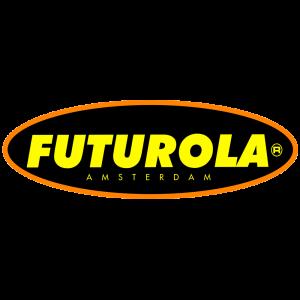 Logo van webshop Futurola