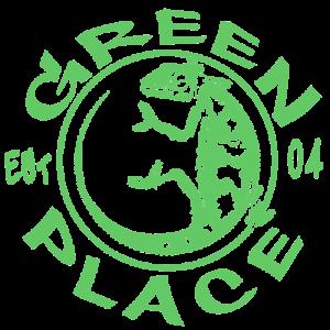 Logo van Coffeeshop Green Place in Amsterdam