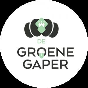 Logo van Coffeeshop De Groene Gaper partner van Weeview