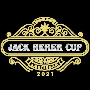 Logo van de Jack Herer Cup 2021 partner van Weeview